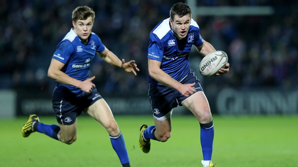 Jonathan Sexton will back in action European for Leinster after his spell in France