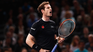Andy Murray turned the screw to battle past David Ferrer in Paris
