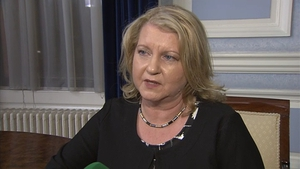 Caroline Dwyer said the ministers committed to an independent international inquiry into Michael Dwyer's death