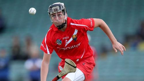 Cork captain Gemma O'Connor