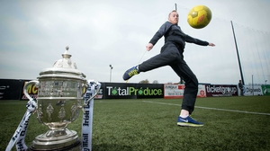 The FAI Cup is down to the last four