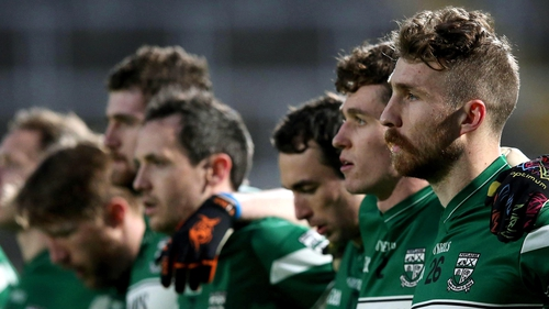 Portlaoise were pushed all the way by their Kildare opponents