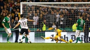 Richie Towell scored the winner for Dundalk in last year's final