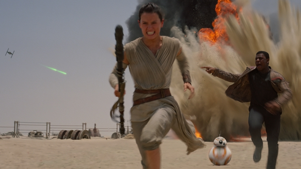 Episode VIII will see the return of Daisy Ridley as Rey and John Boyega as Finn