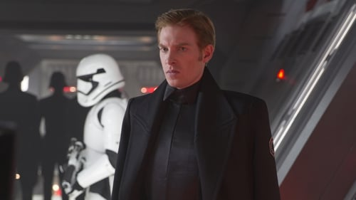 The Hux of the matter - Gleeson as the villainous general