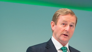 Enda Kenny said Judge Brian Cregan will meet Government officials in due course