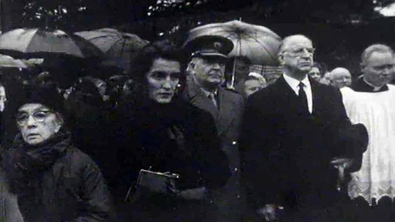 William T Cosgrave's Funeral 1965