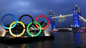 London hosted the 2012 Olympic Games
