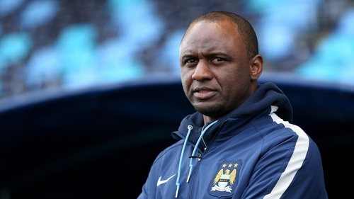 The former Arsenal midfielder has left his role as head coach of the elite development squad at Manchester City