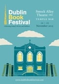 Arena at the Dublin Book Festival 2015