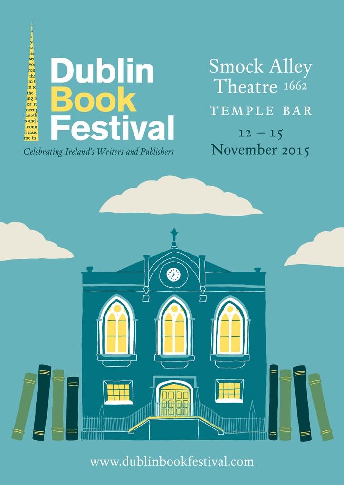 Crime writing and the Dublin Book Festival