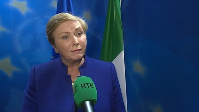 Frances Fitzgerald said she was prioritising efforts to tackle repeat offenders