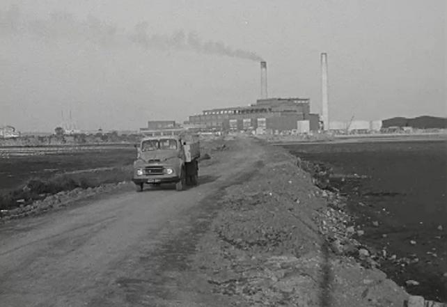 Ringsend - Poolbeg (1965)