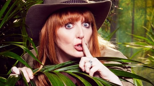Yvette Fielding - one of the lesser spotted creatures in I'm A Celebrity.Get Me Out Of Here!