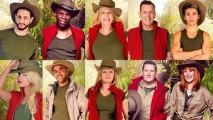 The line-up for this year's I'm A Celebrity...