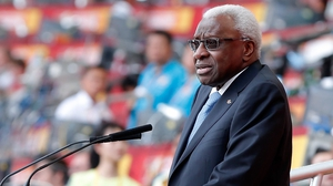 Lamine Diack is facing the prospect of a trial in France