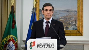 Portugal PM Pedro Passos Coelho saw his government's programme voted down