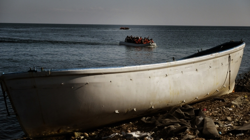 """The Mediterranean refugee crisis presents states across Europe with a common challenge"""