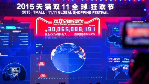 Six years ago Alibaba turned November 11 into China's equivalent of US shopping event Cyber Monday
