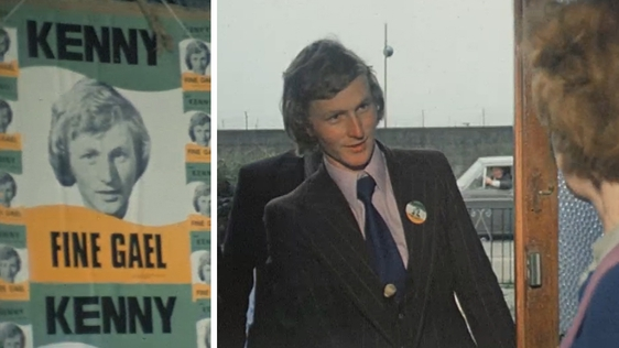 Enda Kenny Election Trail (1975)