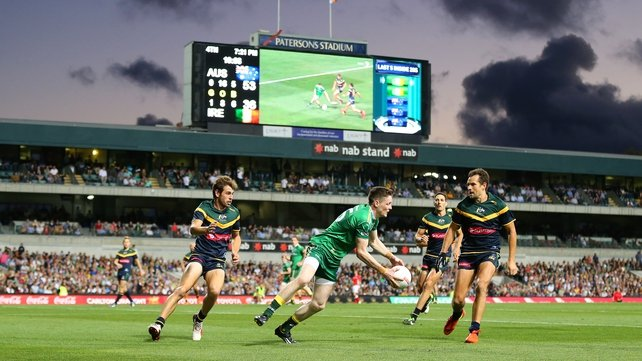 Coming years to decide fate of International Rules