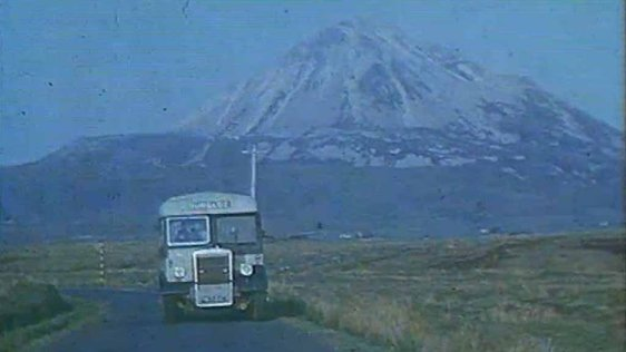 Mount Errigal in Donegal