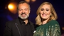 Graham Norton and Adele
