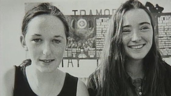 JoJo Dollard (left) and Mary Cullinane