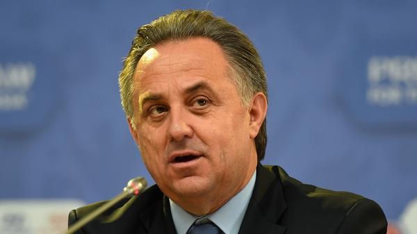 Vitaly Mutko said Britain's anti-doping system must be worth 'zero'