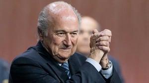 Dethroned FIFA president Sepp Blatter