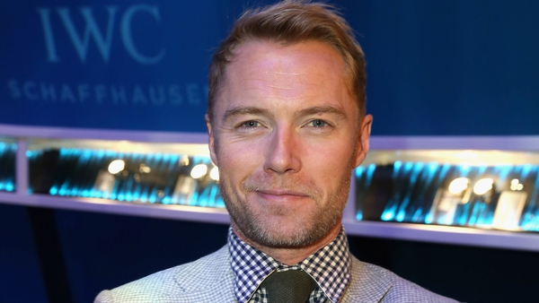 "Ronan Keating - ""I can't wait to get started"""