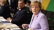 Belfast painter chosen to portray Angela Merkel for Time cover
