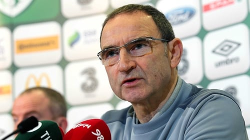 Martin O'Neill has trimmed back his squad