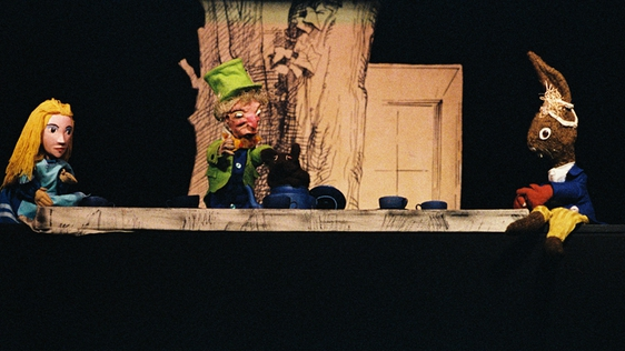 Lambert Puppet Theatre & Alice in Wonderland