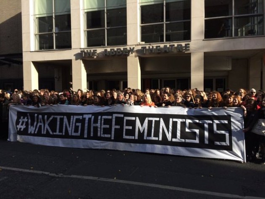 Waking The Feminists campaign continues