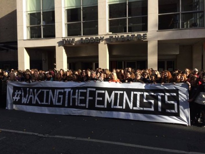 Arts News - Waking The Feminists