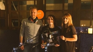 SOAK was announced announced as a European Border Breakers Award winner live on RTÉ 2fm