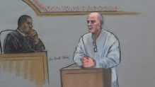 Drumm refused bail for second time