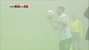 Last week's rather foggy encounter with Bosnia-Herzegovina