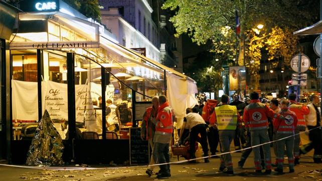 130 people were killed in last year's Paris attacks