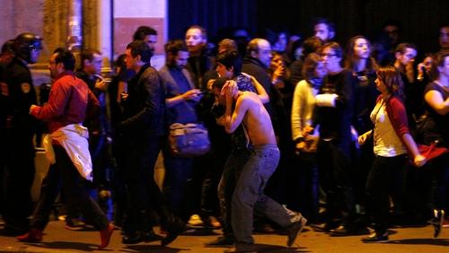Attacks in Paris in November 2015 left 130 people dead