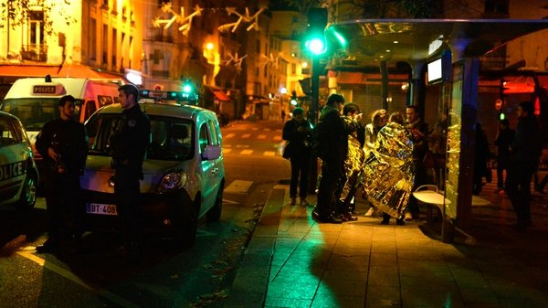 The Bataclan was the scene of one of last night's six attacks