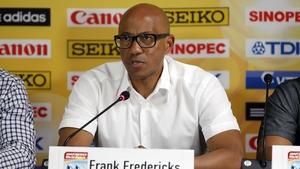 Frankie Fredericks
