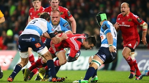 Conor Murray is fit to face Leicester on Saturday
