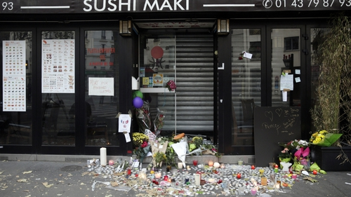 130 people were killed in the attacks in Paris in November 2015