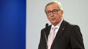 European Commission President Jean-Claude Juncker warns against collapse of Schengen zone