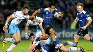 Isa Nacewa in action against Glasgow