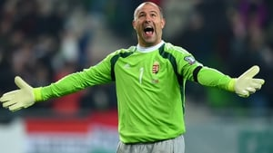 Gabor Kiraly revels in Hungary's qualification for France