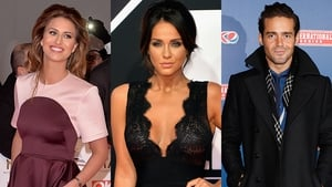 TOWIE's Ferne McCann, Geordie Shore's Vicky Pattison and Made in Chelsea's Spencer Matthews will make their debuts on Wednesday