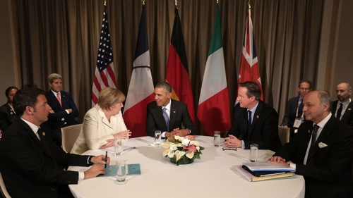 The G20 meeting acknowledged that monetary policy alone is not enough to combat rising global risk